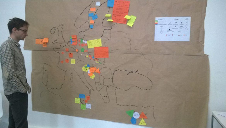structured dialogue, strukturirani dijalog, EU pita, Mreža mladih Hrvatske