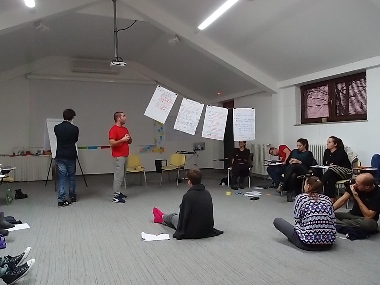 Trening za lokalne koordinatore, 2014.