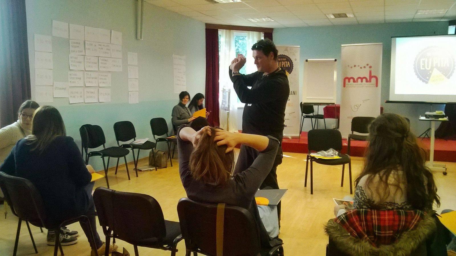 Trening za lokalne koordinatore, 2015.